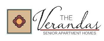 Verandas of Punta Gorda Apartments Logo, Link to Home Page